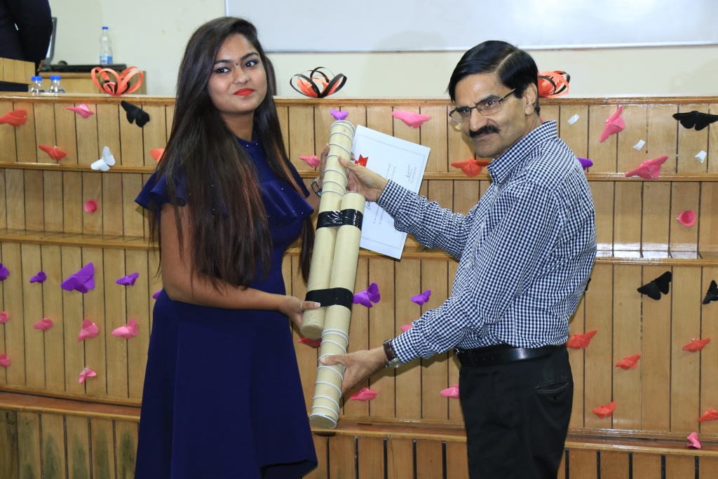 SADMS Organizing Design Students Felicitation