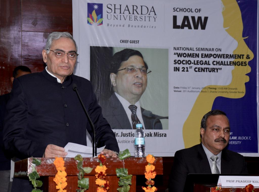 """National Seminar on """"Women Empowerment: Socio-Legal Challenges in the 21st Century"""