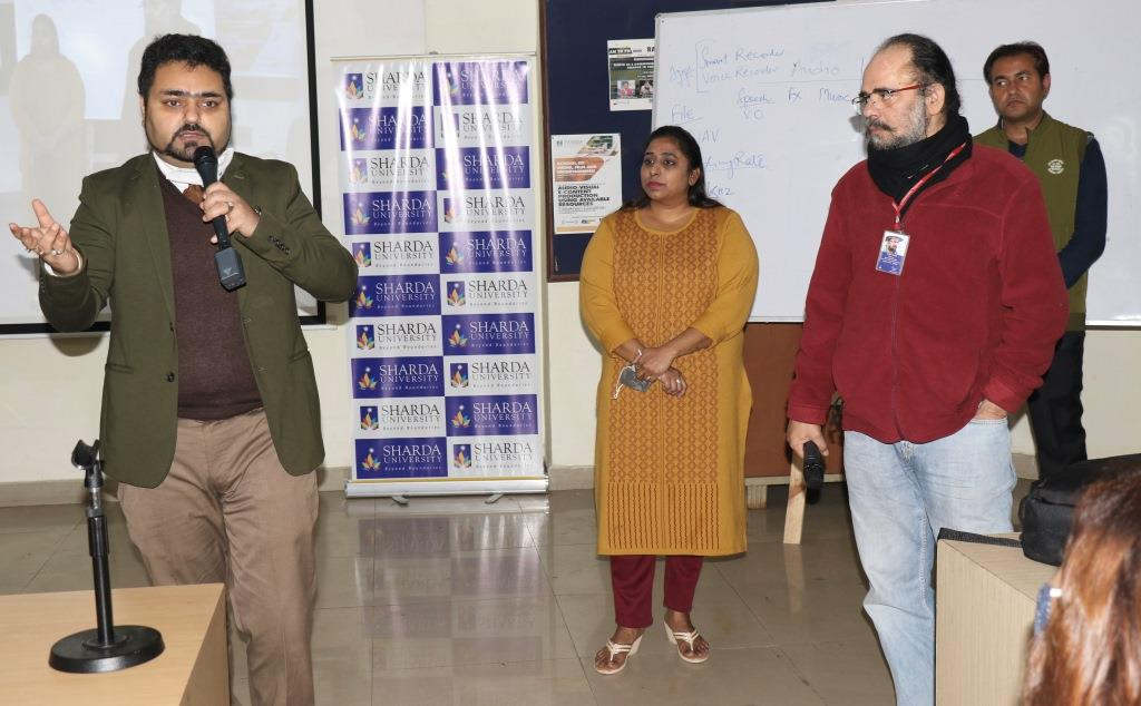 SMFE Organized One-Week FDP on 'Audio-Visual E-Content Production using Available Resources'