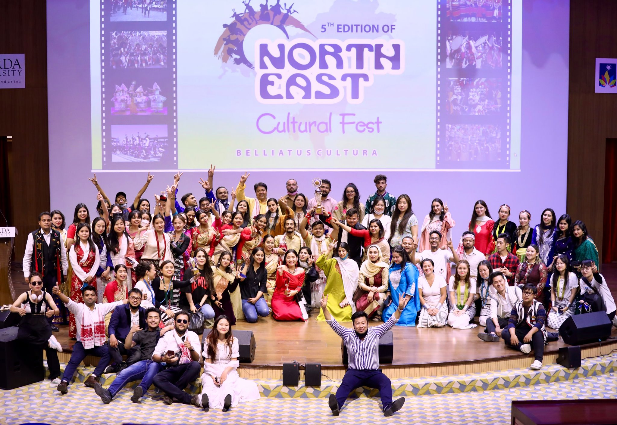 5th Edition of North East Cultural Fest (Belliatus Cultura) on March 23, 2021.