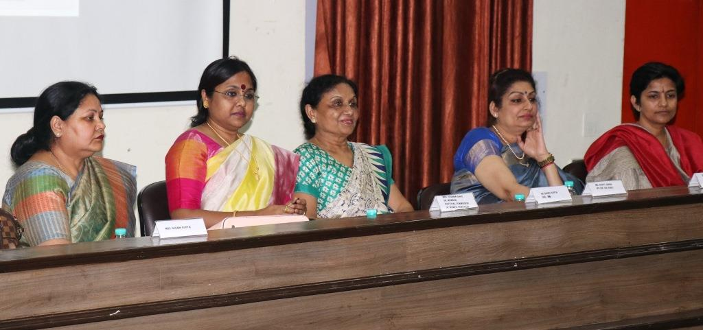 Symposium at SBS on International Women's Day