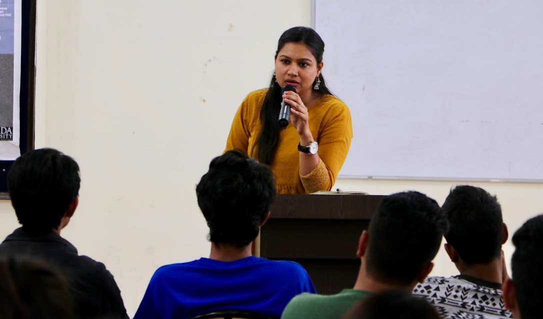 Journalist Neha Dixit to Interact with Mass Comm Students