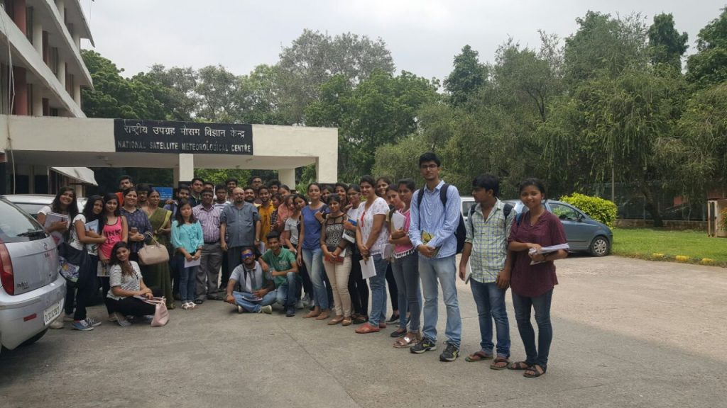 2nd-yr-b-arch-students-at-national-satelite-metrological-centre-lodhi-road-new-delhi