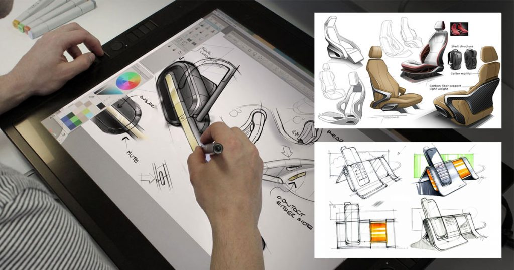 Industrial & Product Design