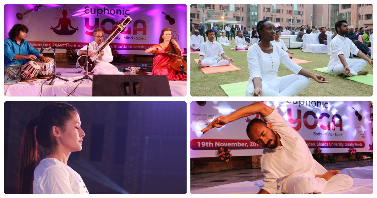 Euphonic Yoga: A Perfect Blend of Traditional Dance Forms & Yoga