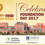 Sharda Group of Institutions Celebrated Its 22nd Foundation Day