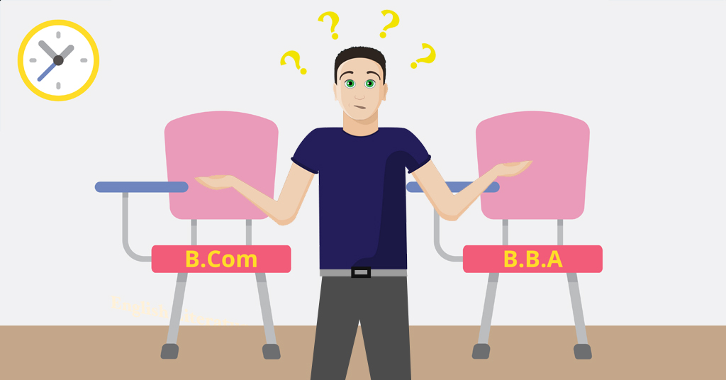 Difference between BBA and B.Com