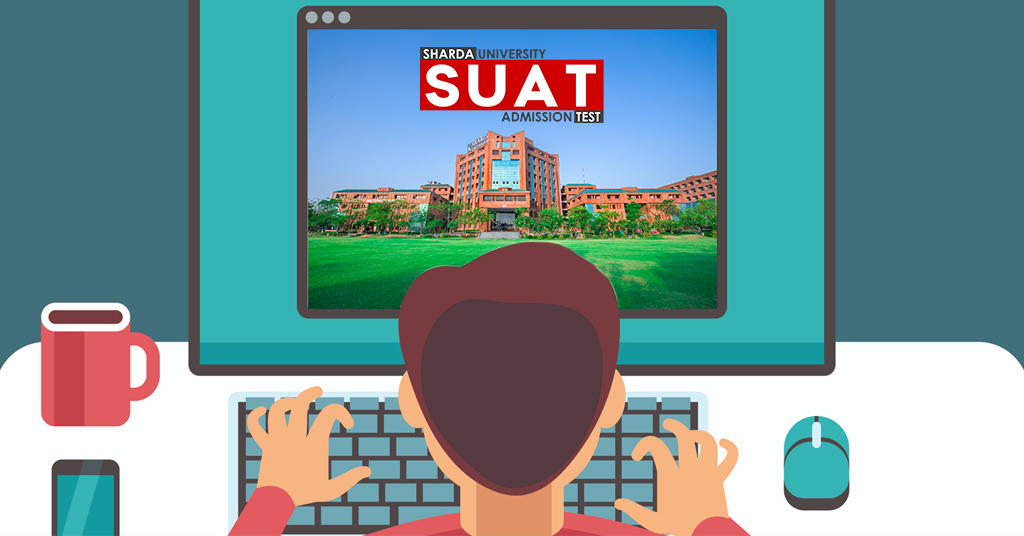 Suat - Sharda University Admission Test