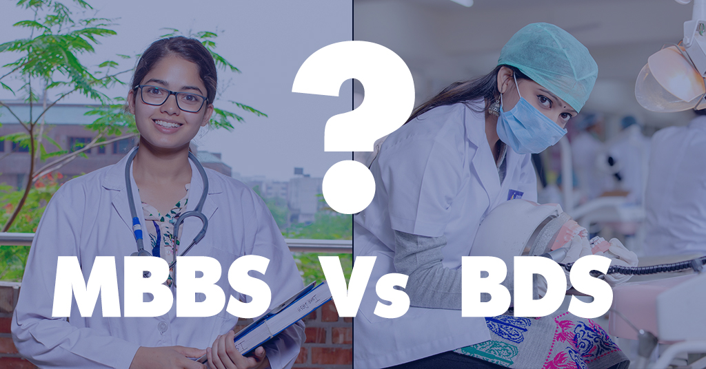 MBBS Vs BDS - Which one is better career path