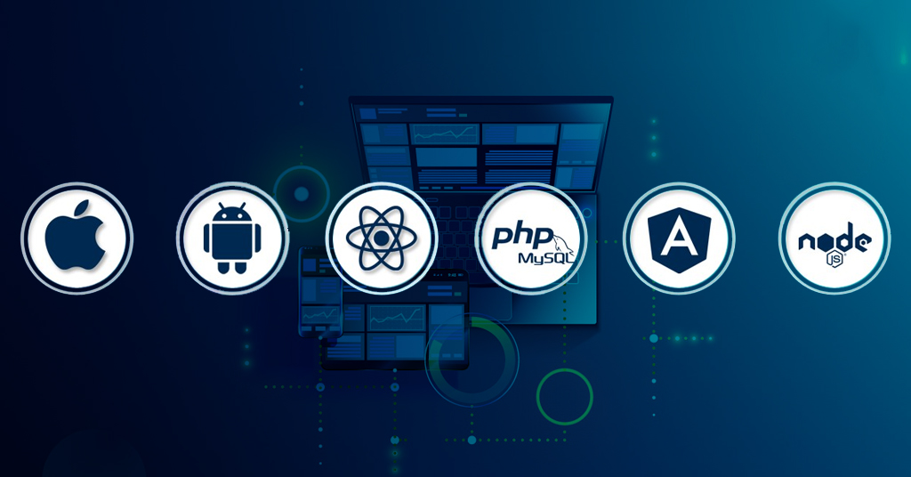 Latest technologies for web development